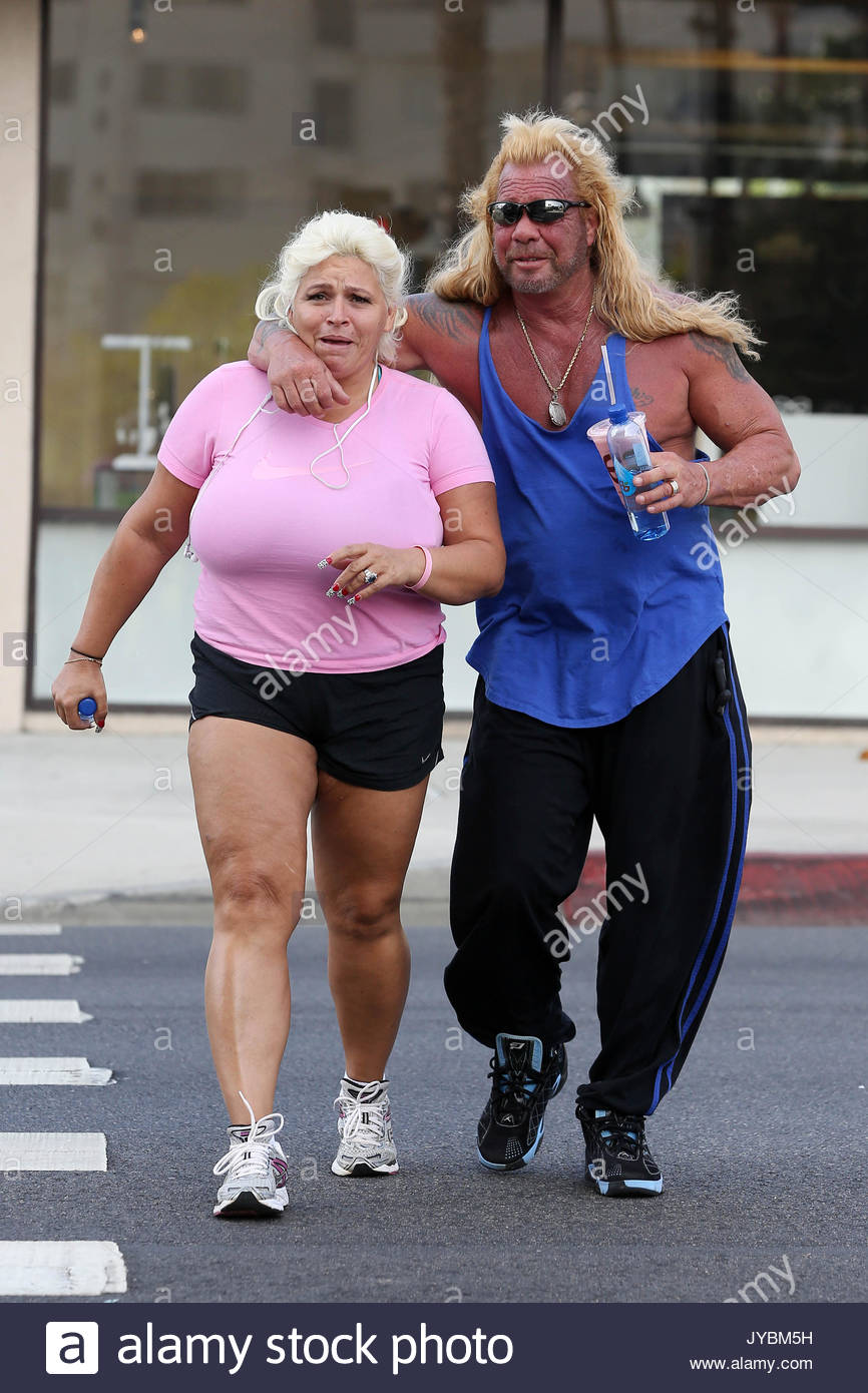 dog the bounty hunter and beth chapman stock photos dog the bounty hunter and beth chapman