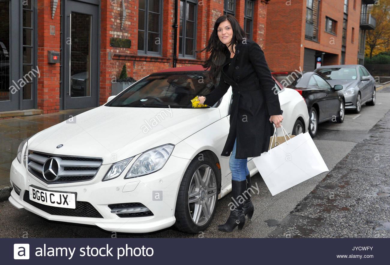 Car Parking Meters Manchester City Centre