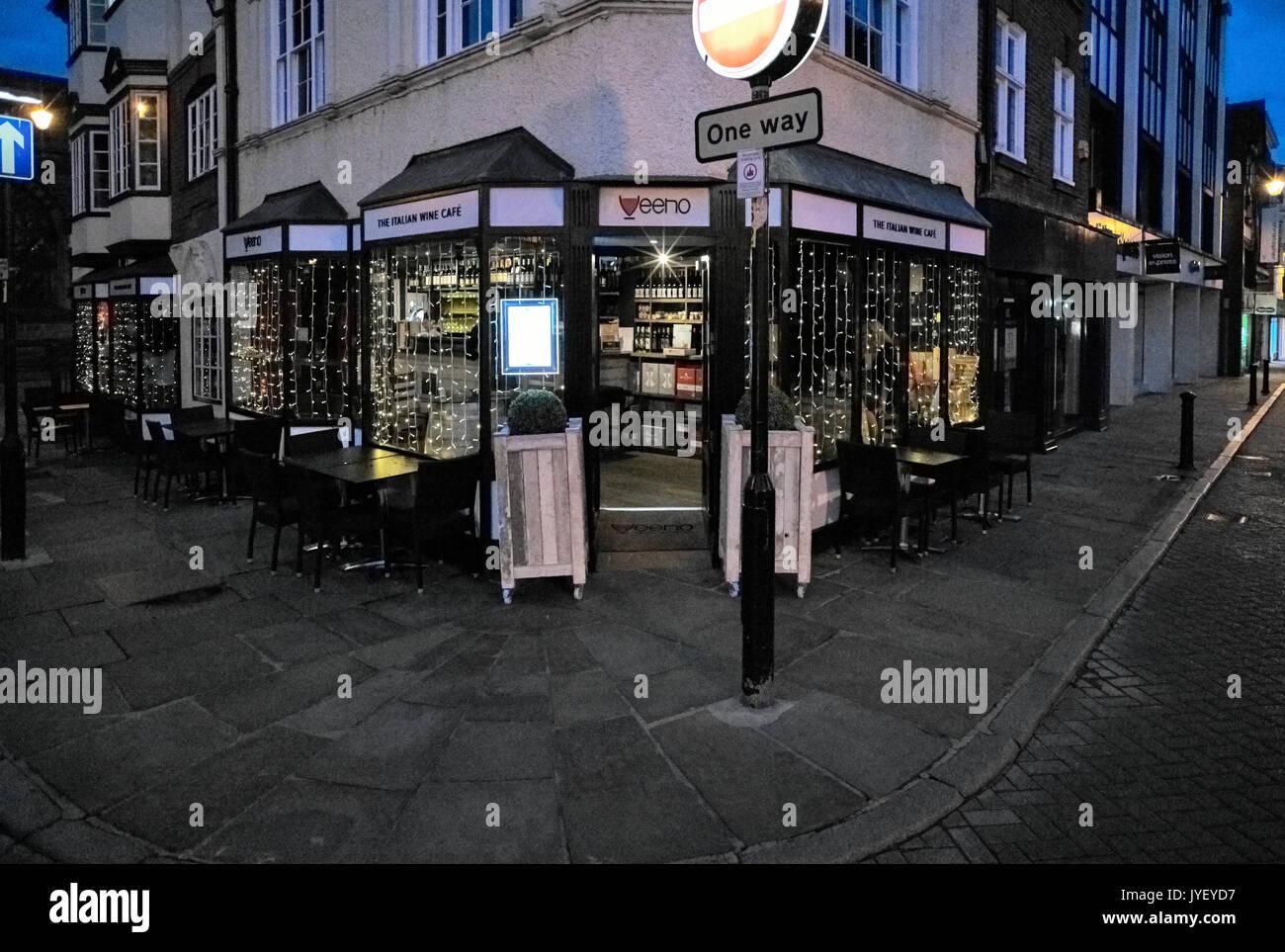 Dover Street Jazz Cafe