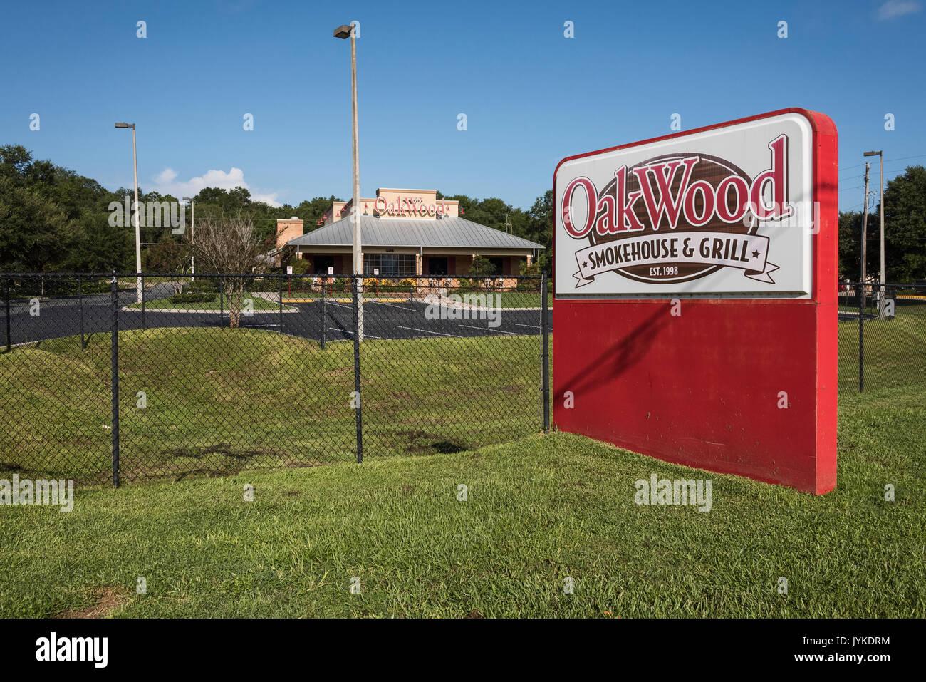 Oakwood Restaurant Lady Lake Florida