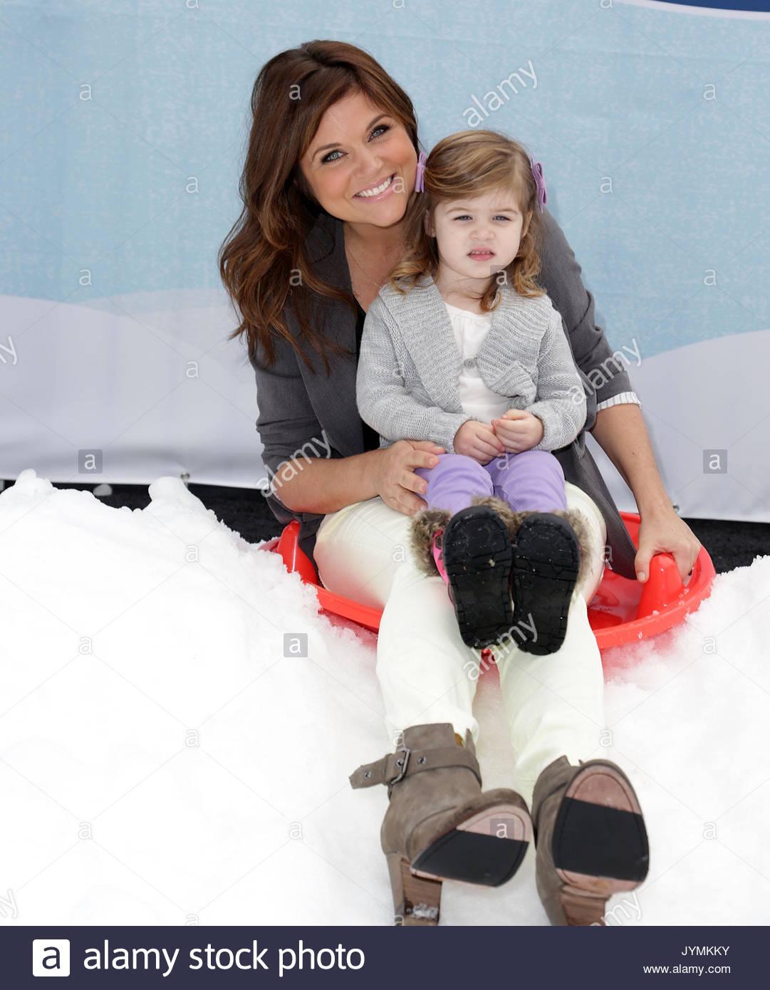 Tiffani Thiessen Kids 2016
