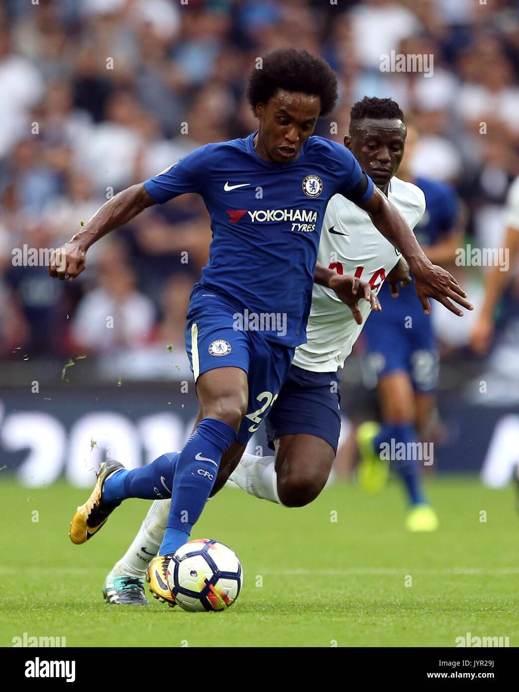 Tottenham Hotspurs Victor Wanyama Stock s & Tottenham