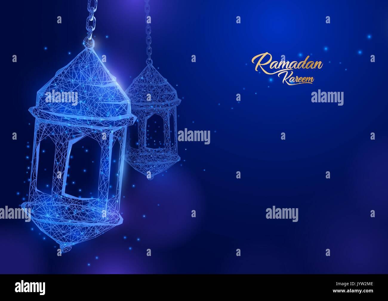 Wonderful Official Eid Al-Fitr Greeting - ramadan-lantern-form-of-a-starry-sky-eid-al-fitr-greeting-card-on-JYW2ME  You Should Have_605436 .jpg