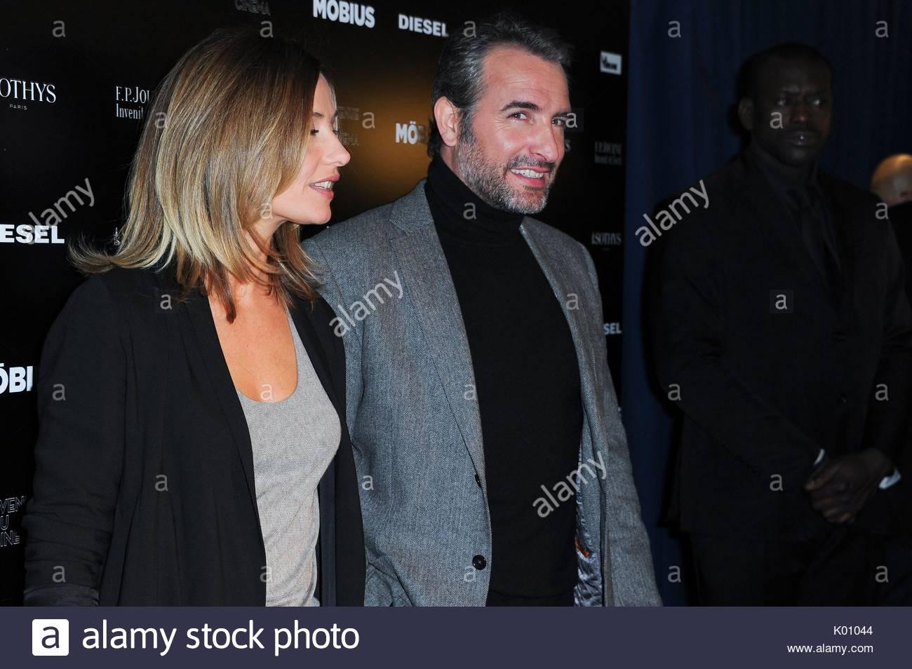Jean dujardin and cecile de france stock photos jean for Dujardin france