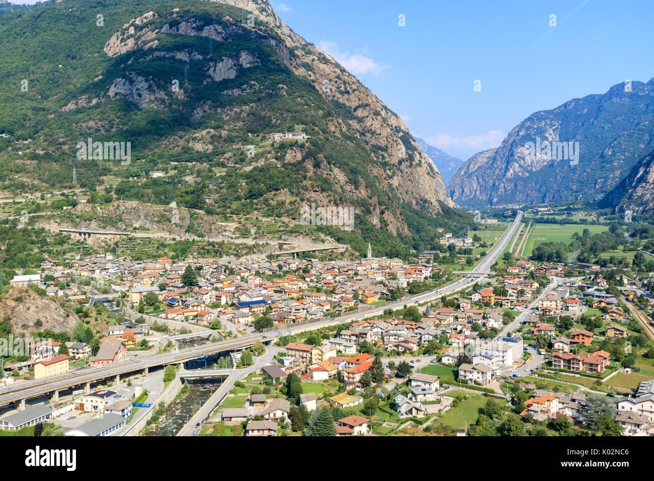 Hotel Monte Bianco Valle D Aosta