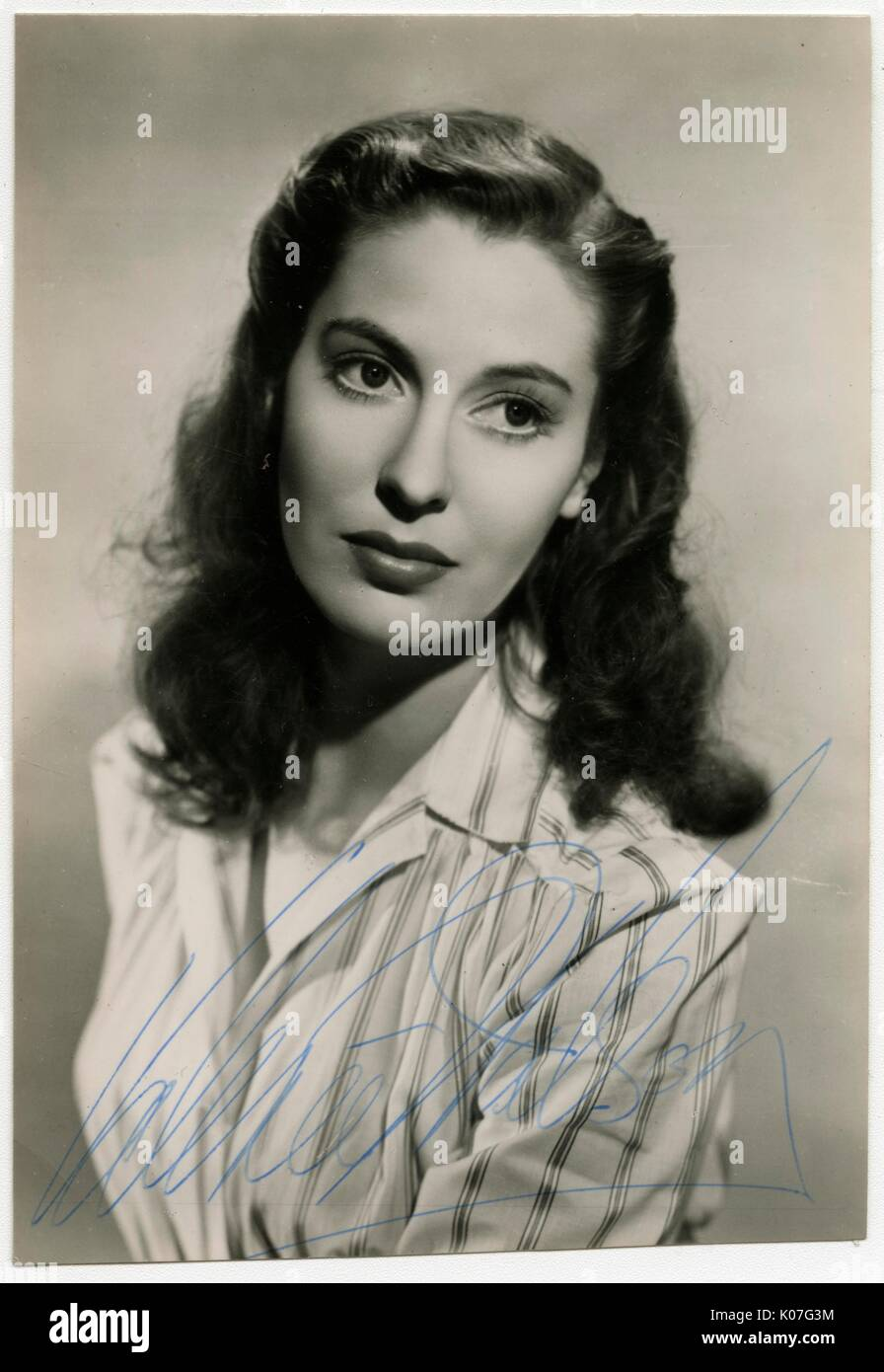 Valerie Hobson Stock Photos & Valerie Hobson Stock Images ...