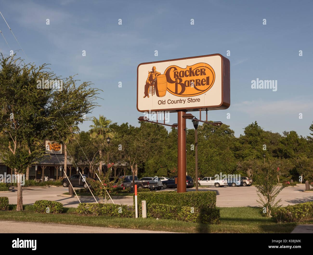Cracker Barrel Restaurant Near