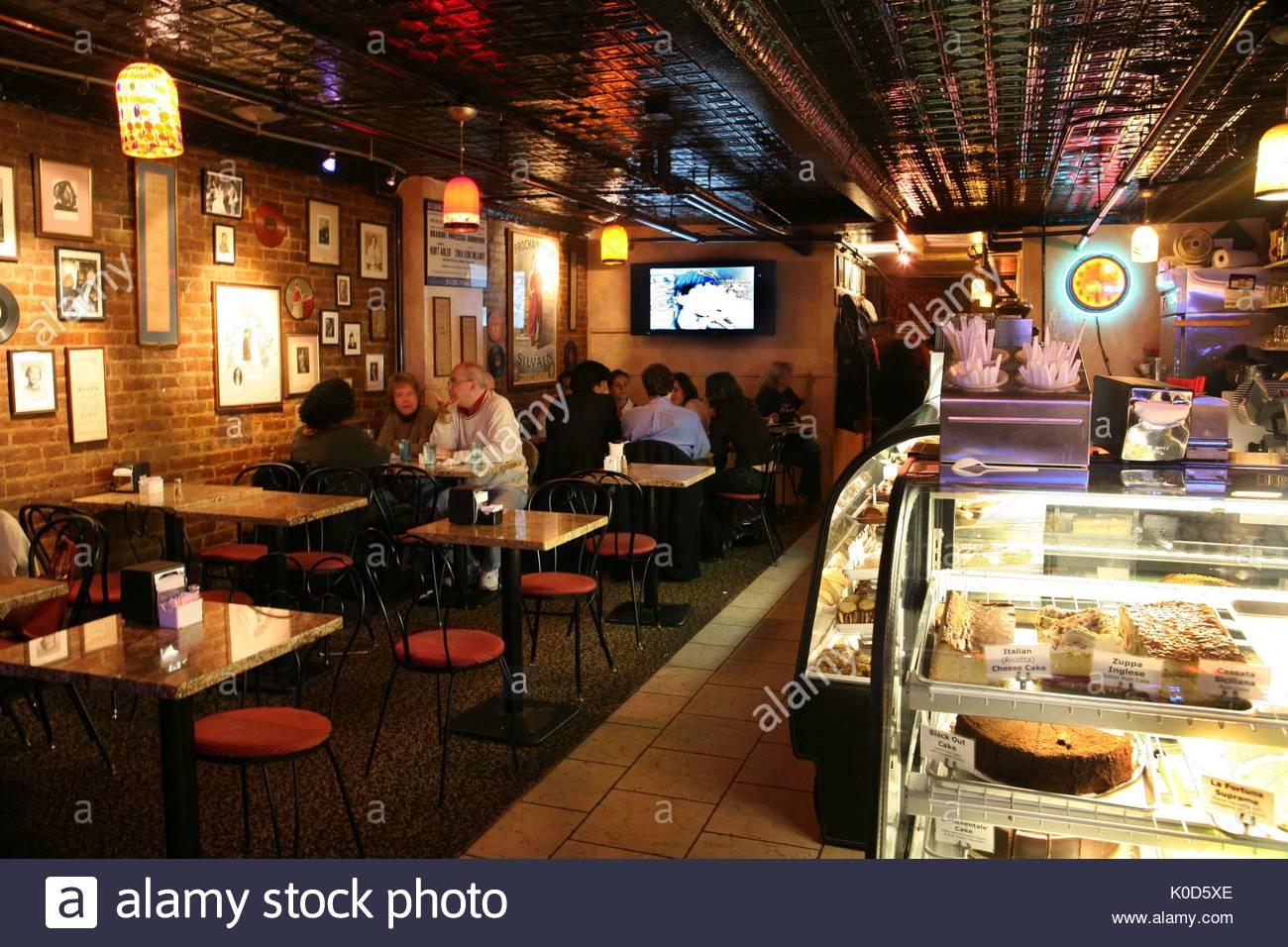 Cafe La Fortuna New York City