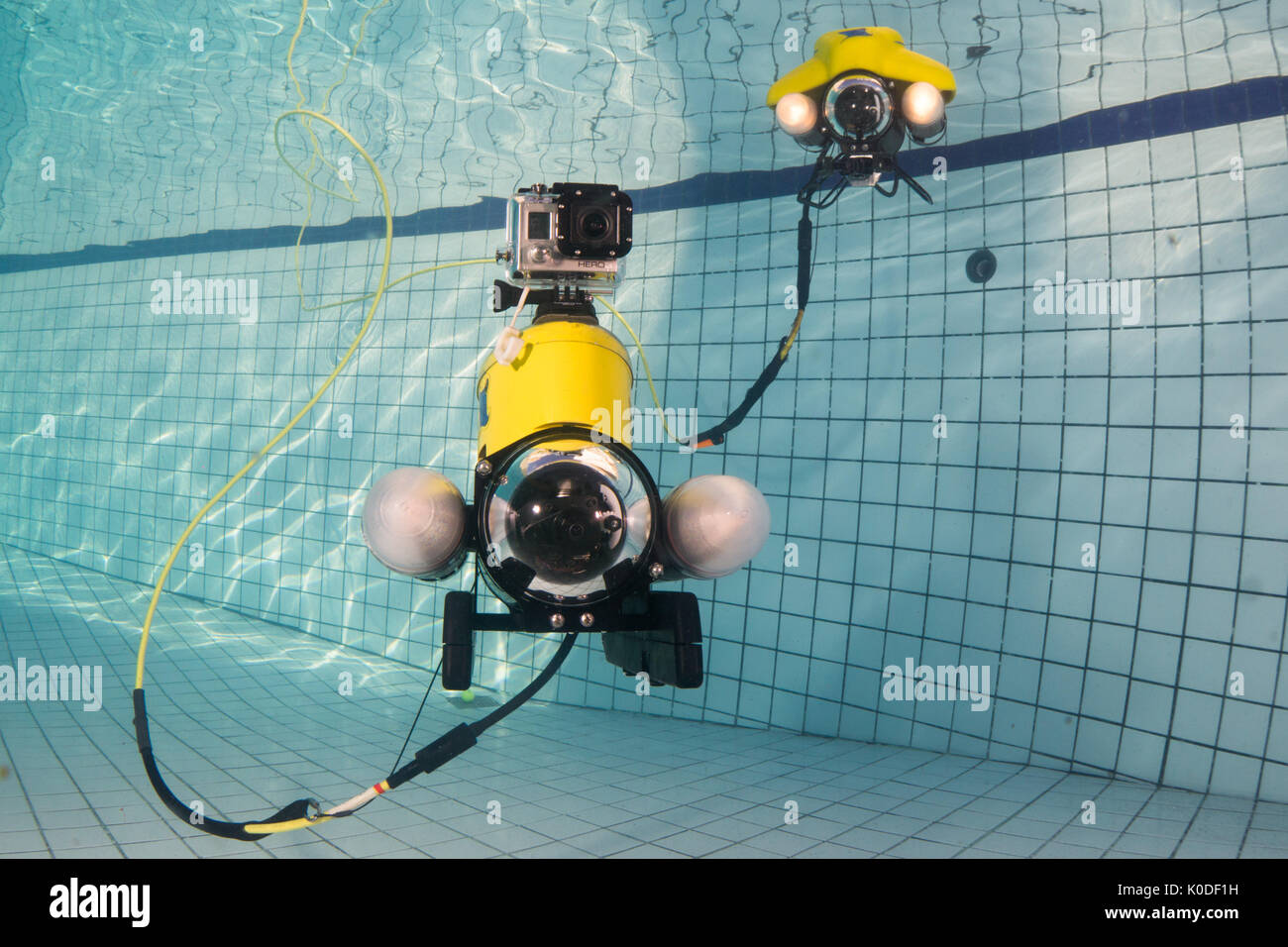 Rov Underwater Stock Photos Rov Underwater Stock Images Alamy