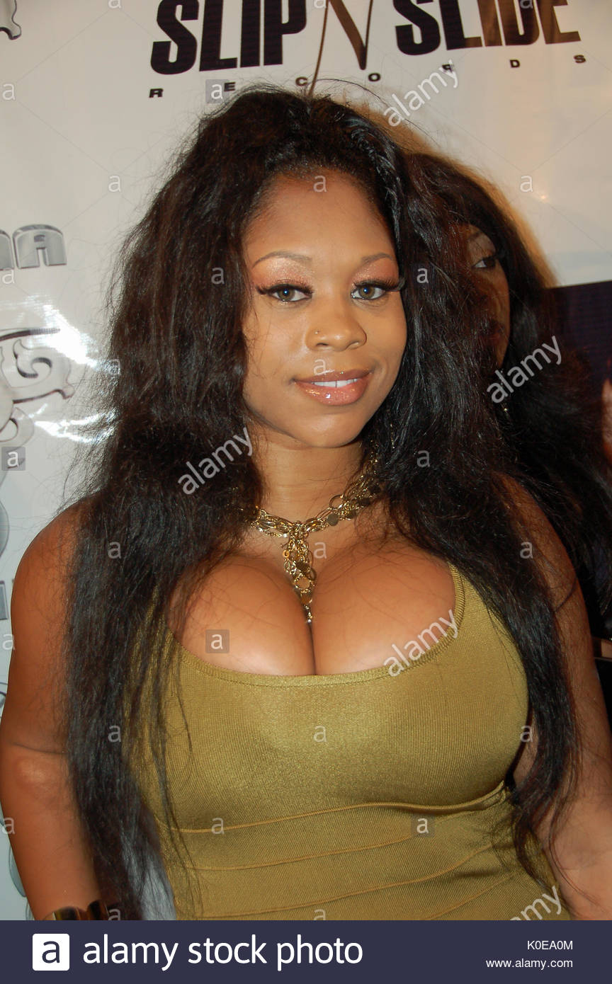 Larissa Bootz Aurora Trina Hosted A Party At Club Opium In South Beach Miami For Her New Album Still The Baddest Guests Included Model And Reality Tv