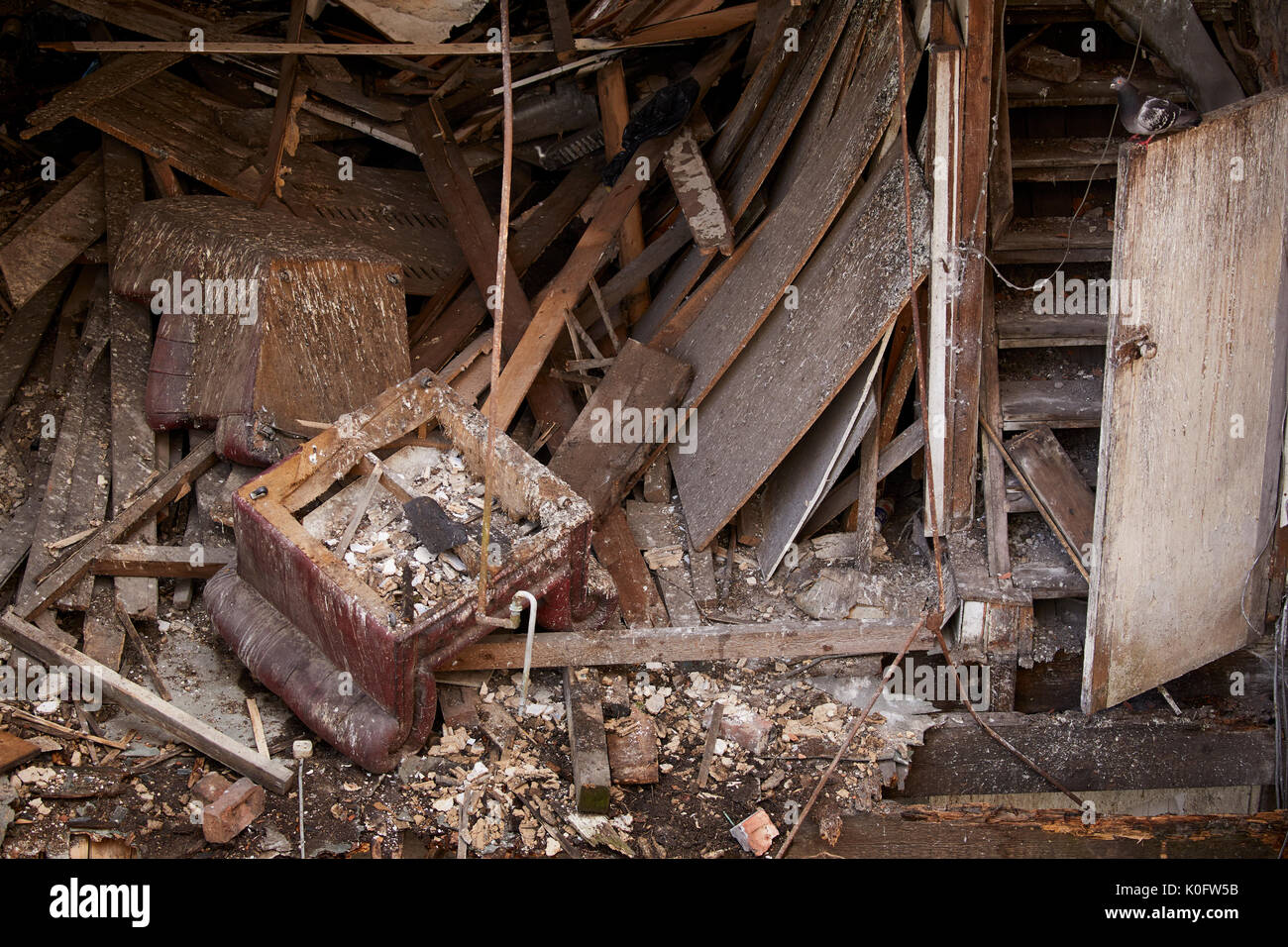 Tidy site stock photos tidy site stock images alamy for Terrace northern quarter