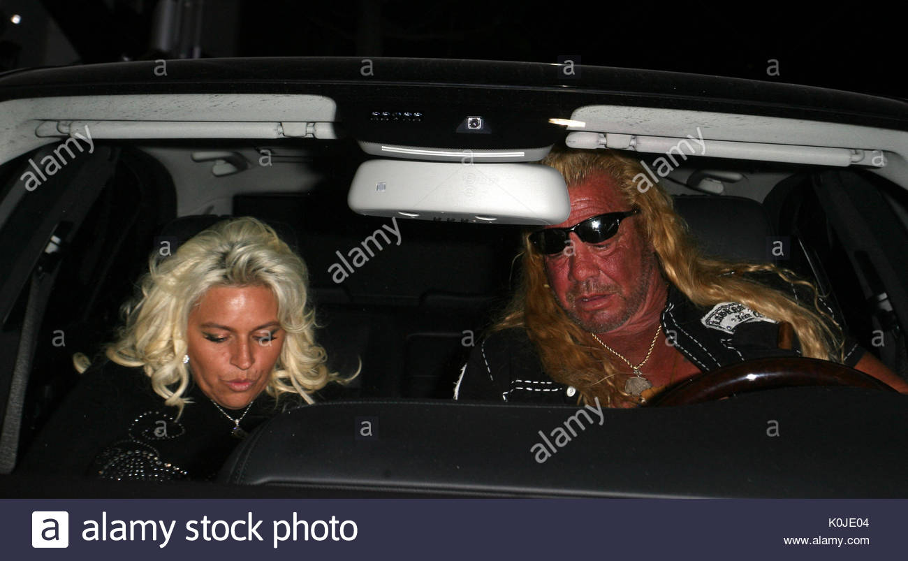 Beth smith west hollywood stock photos beth smith west for Duane chapman dog the bounty hunter