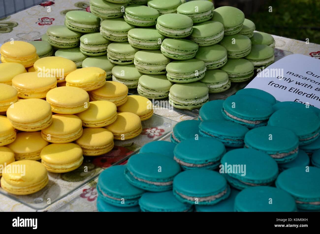 Cake Pops Selling Festival