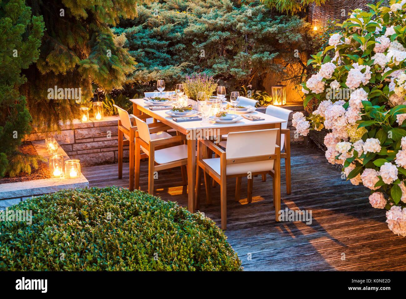 Faszinierend Garten Terrasse Das Beste Von Deutschland, Garten, Terrasse, Holzdeck, Gartenmöbel, Moderne Sitzgruppe,