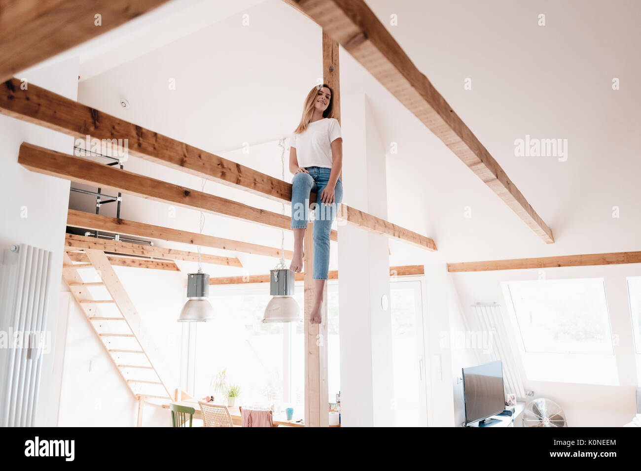 Joist Stock Photos Amp Joist Stock Images Alamy