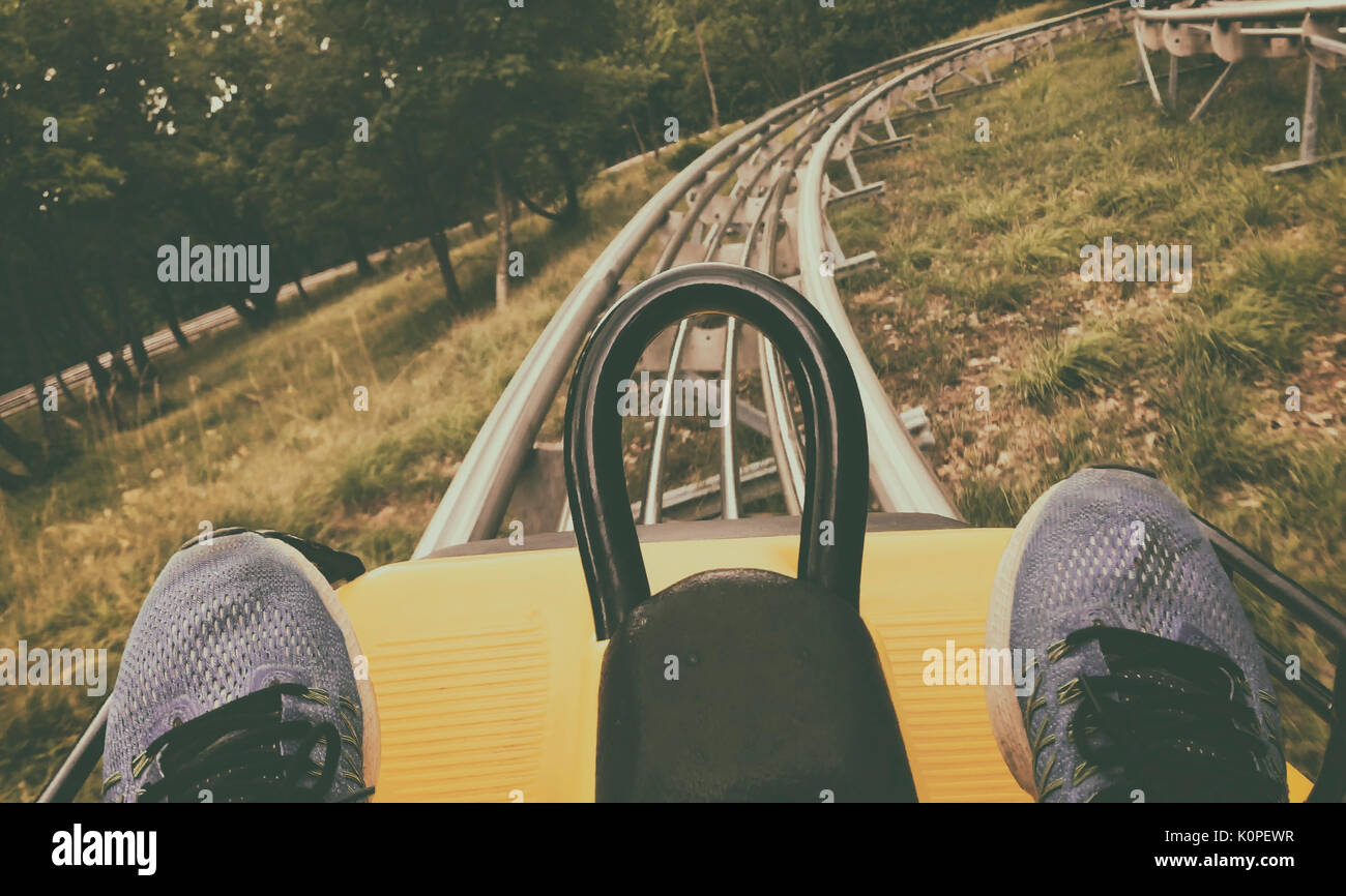 roller coaster fun stock photos u0026 roller coaster fun stock images
