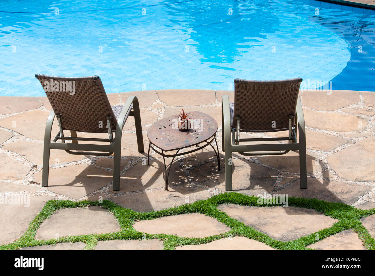 Deck Chairs Swimming Pool Bar Stock Photos Amp Deck Chairs Swimming Pool Bar Stock Images Alamy