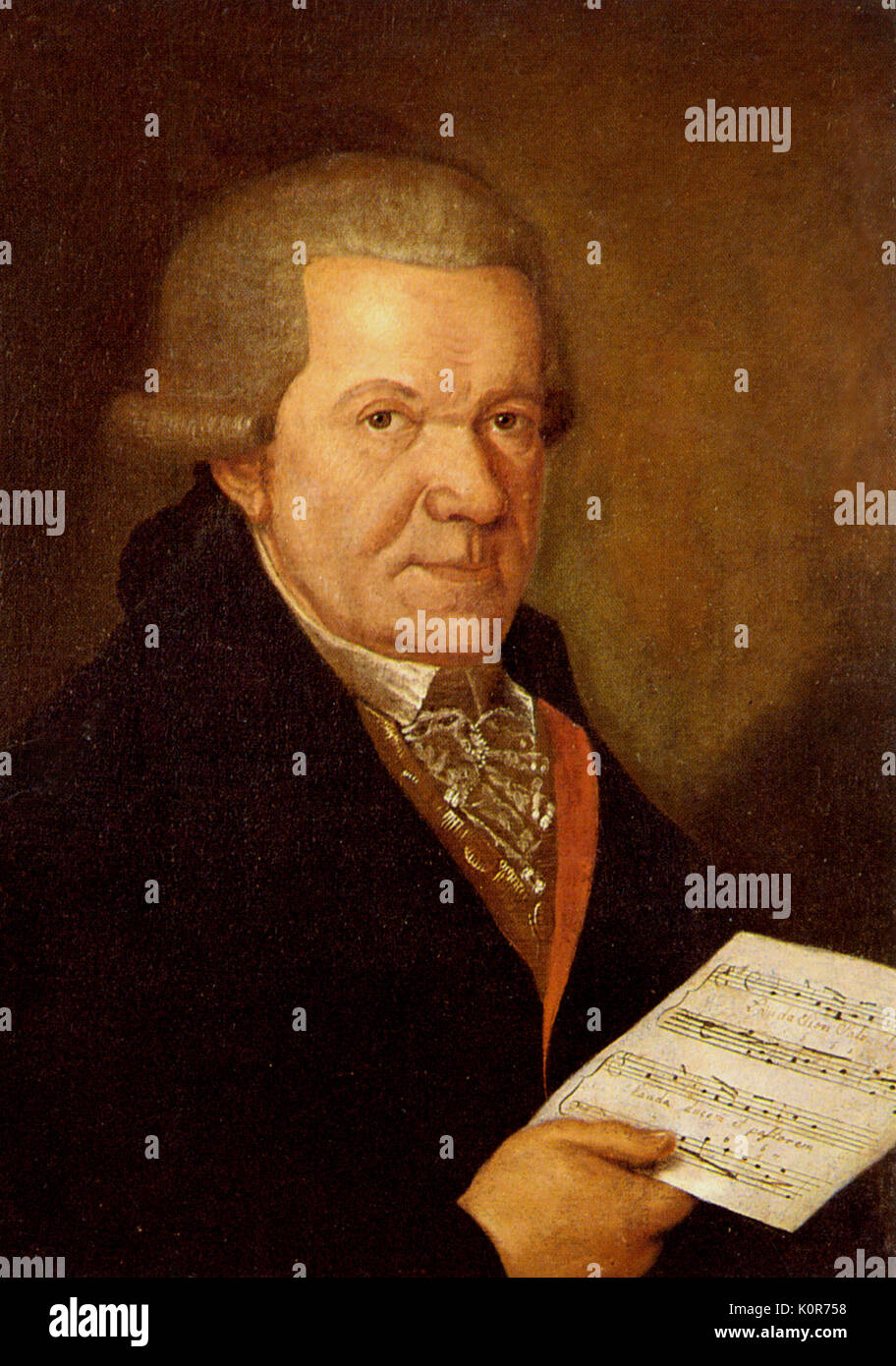 johann haydn Listen tojoseph haydn on deezer with music streaming on deezer you can discover more than 53 million tracks, create your own playlists, and share your.