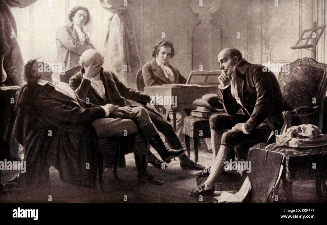 Ludwig van beethoven piano