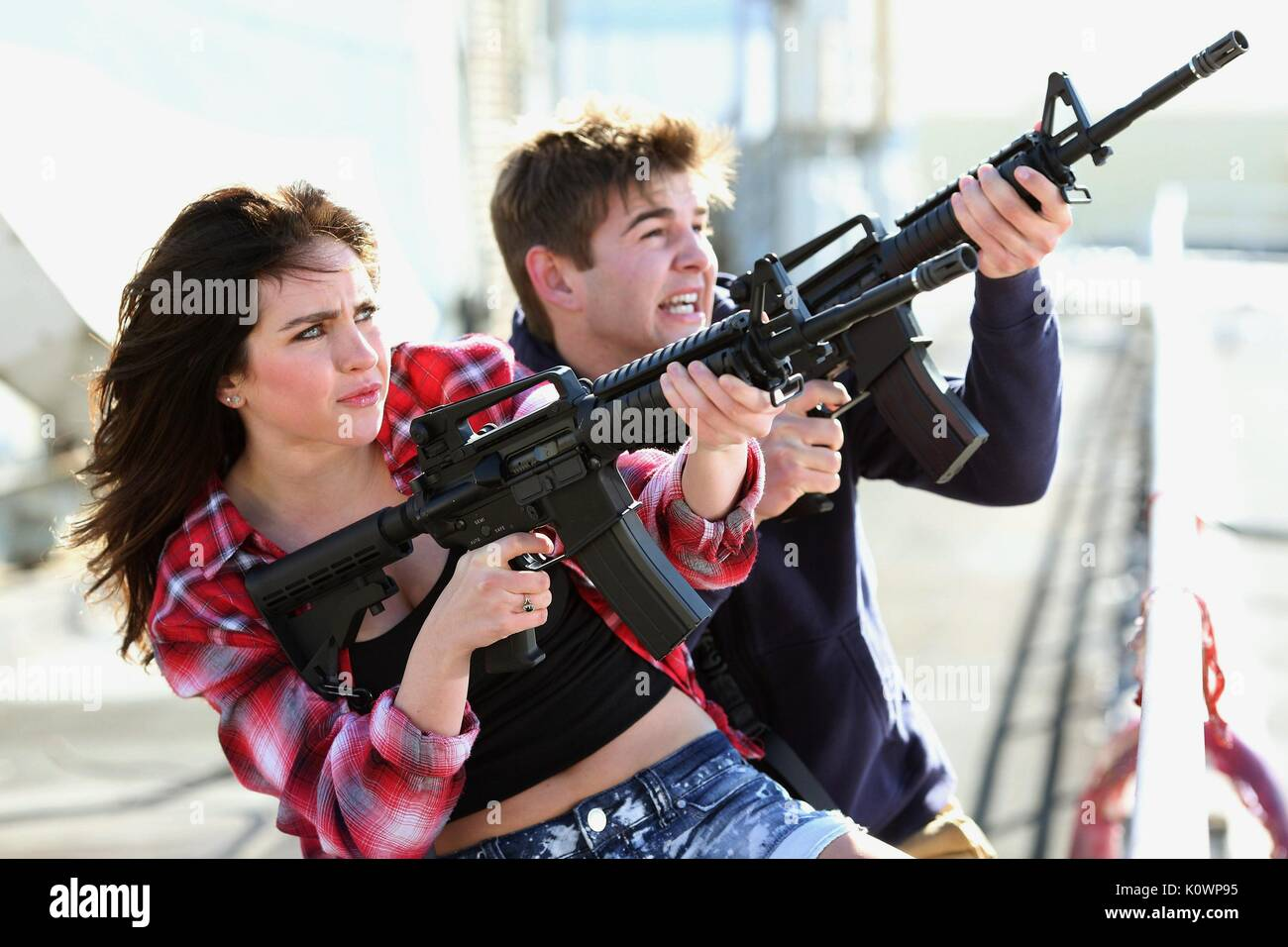 Jack Griffo And His Girlfriend