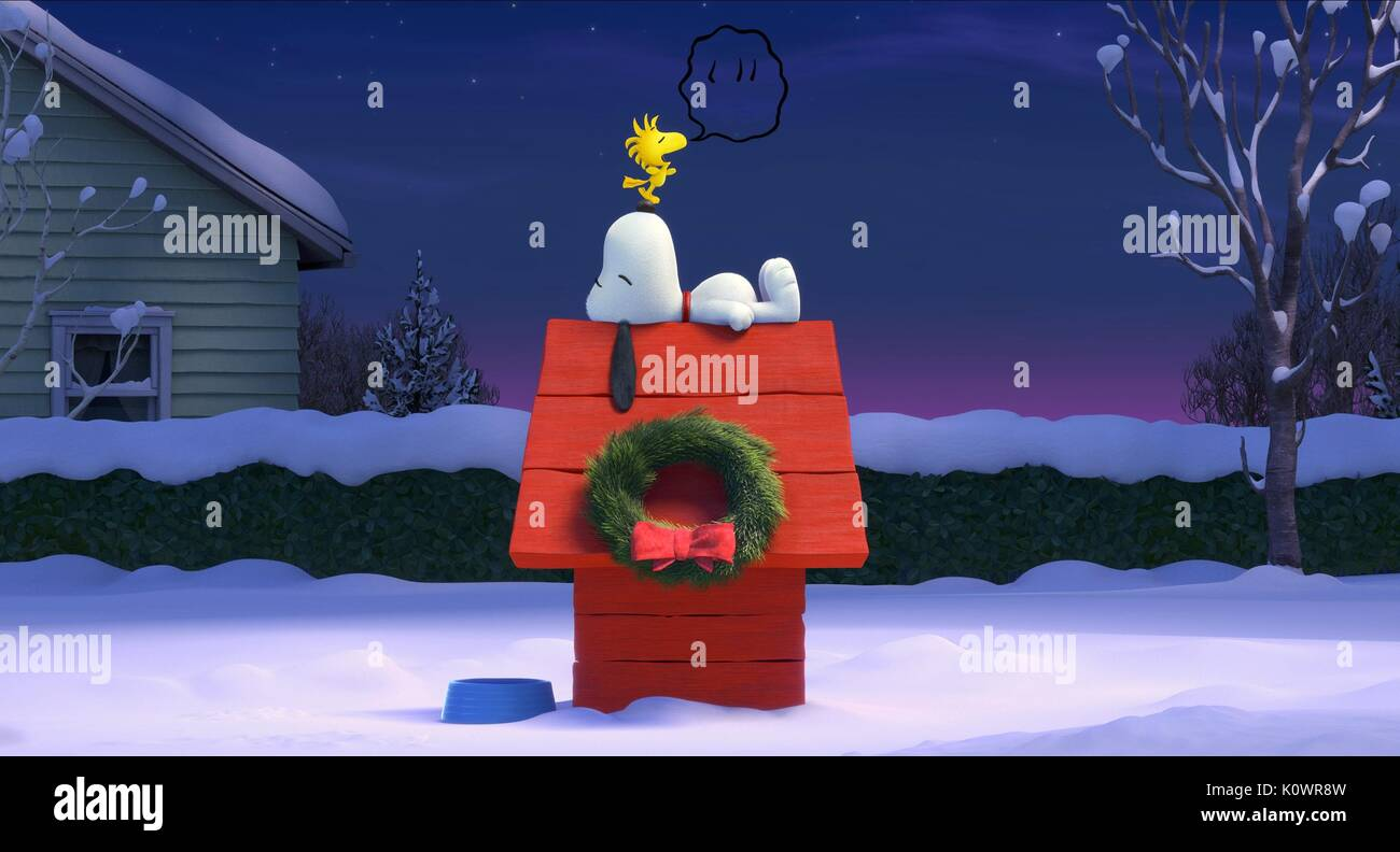 Snoopy Woodstock Snoopy And Charlie Brown The Peanuts Movie 2015