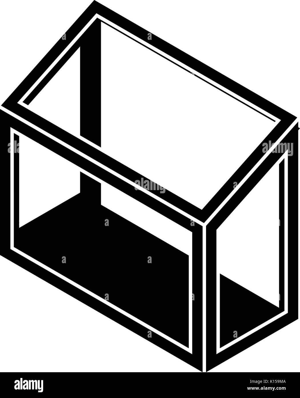 black aluminium architecture stock photos   black