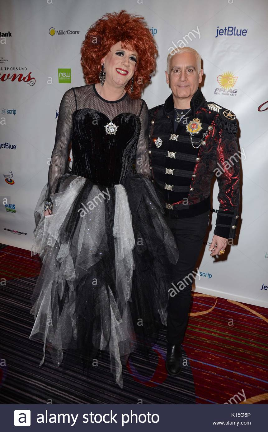 guests. Arrivals at Night of 1000 Gowns at the Marriott Marquis, NYC ...