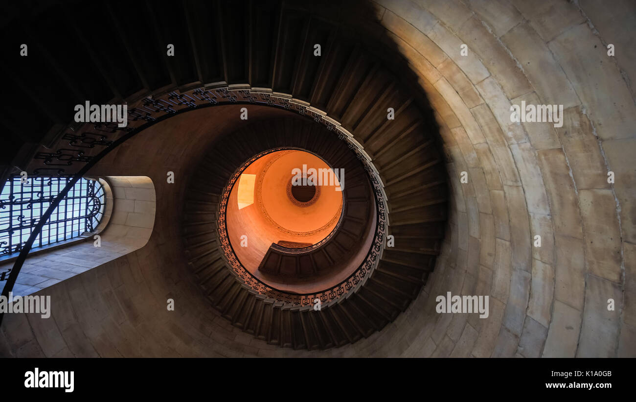 floating staircase stock photos floating staircase stock images alamy. Black Bedroom Furniture Sets. Home Design Ideas