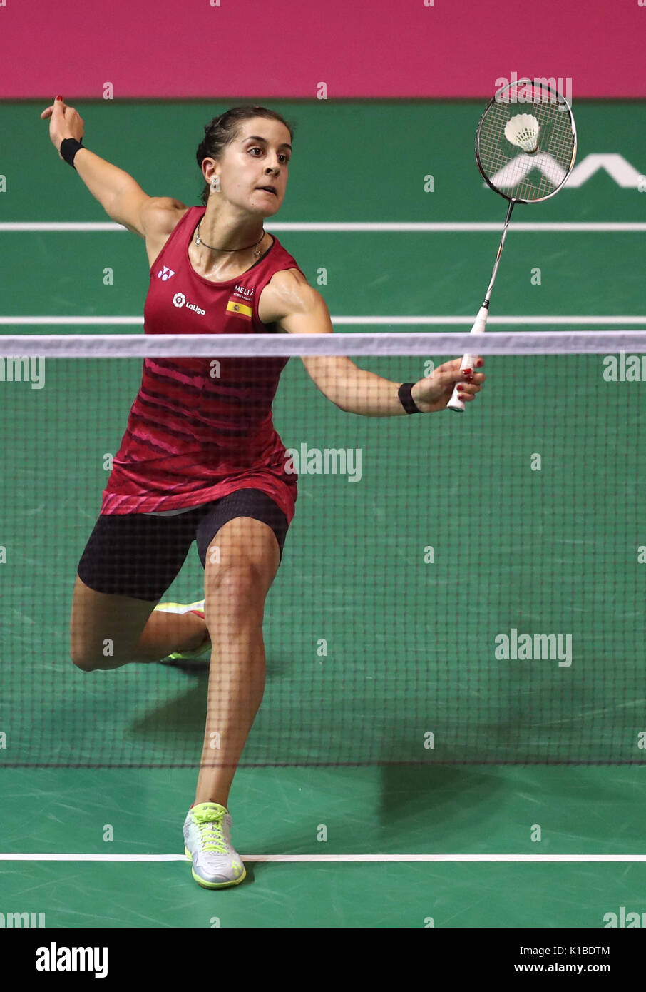 Carolina Marin Stock s & Carolina Marin Stock Alamy