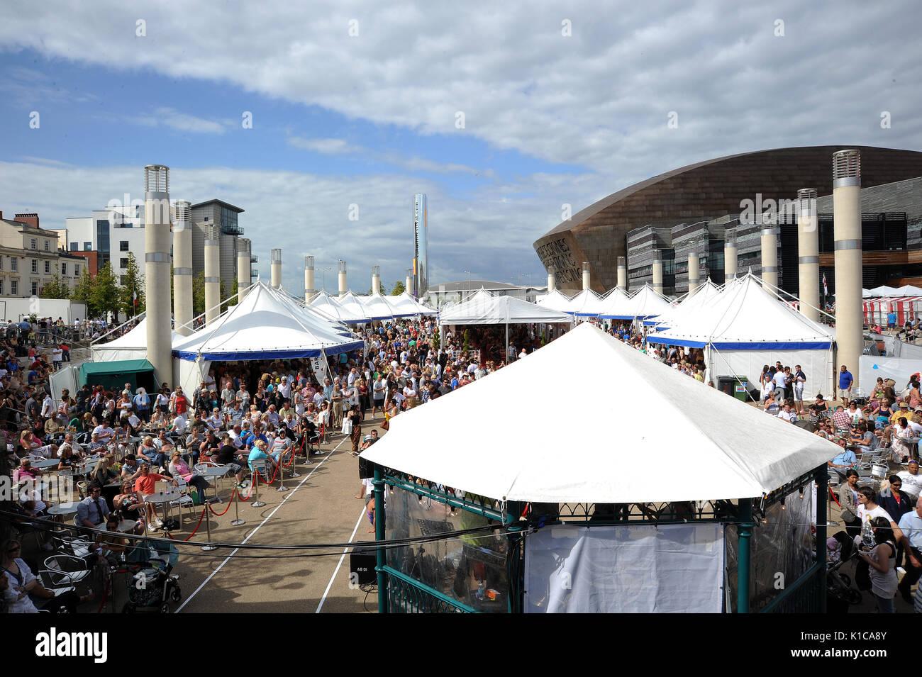 Cardiff Food Festival Roath