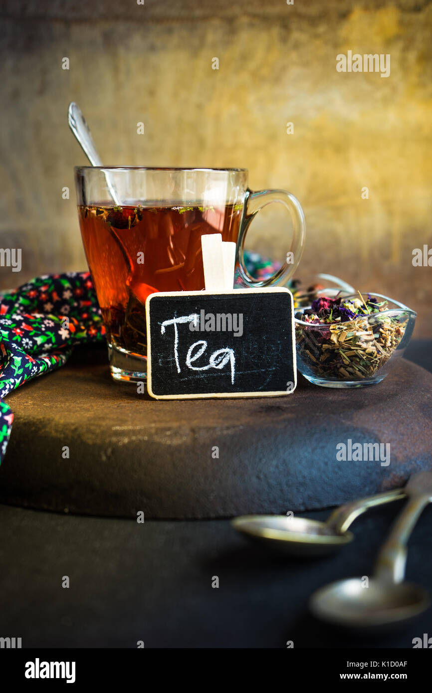 Different Types Of Tea Green Tea Peony And Ginger Tea Rose Bud