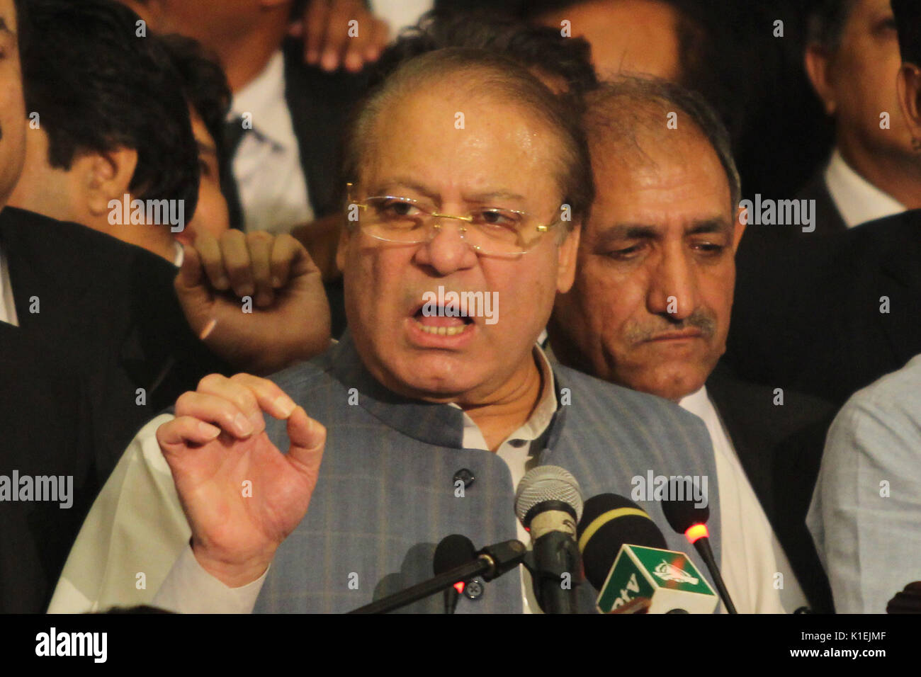 mian mohammad nawaz sharif According to the 173-page long verdict, accused maryam nawaz aided, assisted, abetted, attempted and acted in conspiracy with her father accused mian muhammad nawaz sharif who was holder of .