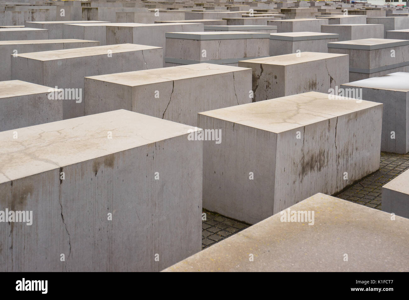 murdered jews of europe Memorial to the murdered jews of europe consists of 2711 rectangular blocks of concrete it took 17 years for the memorial to be completed in berlin its foundation stone was a bundestag resolution passed on june 25, 1999 to erect a memorial to the murdered jews of europe.