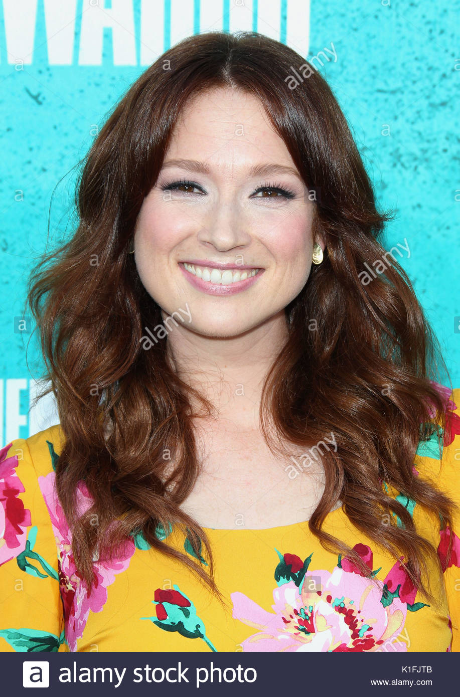 Ellie Kemper Celebrities Attend The 2012 Mtv Movie Awards At Gibson