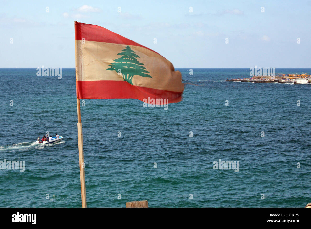 Lebanese capital city stock photos lebanese capital city for Assaf lebanese cuisine