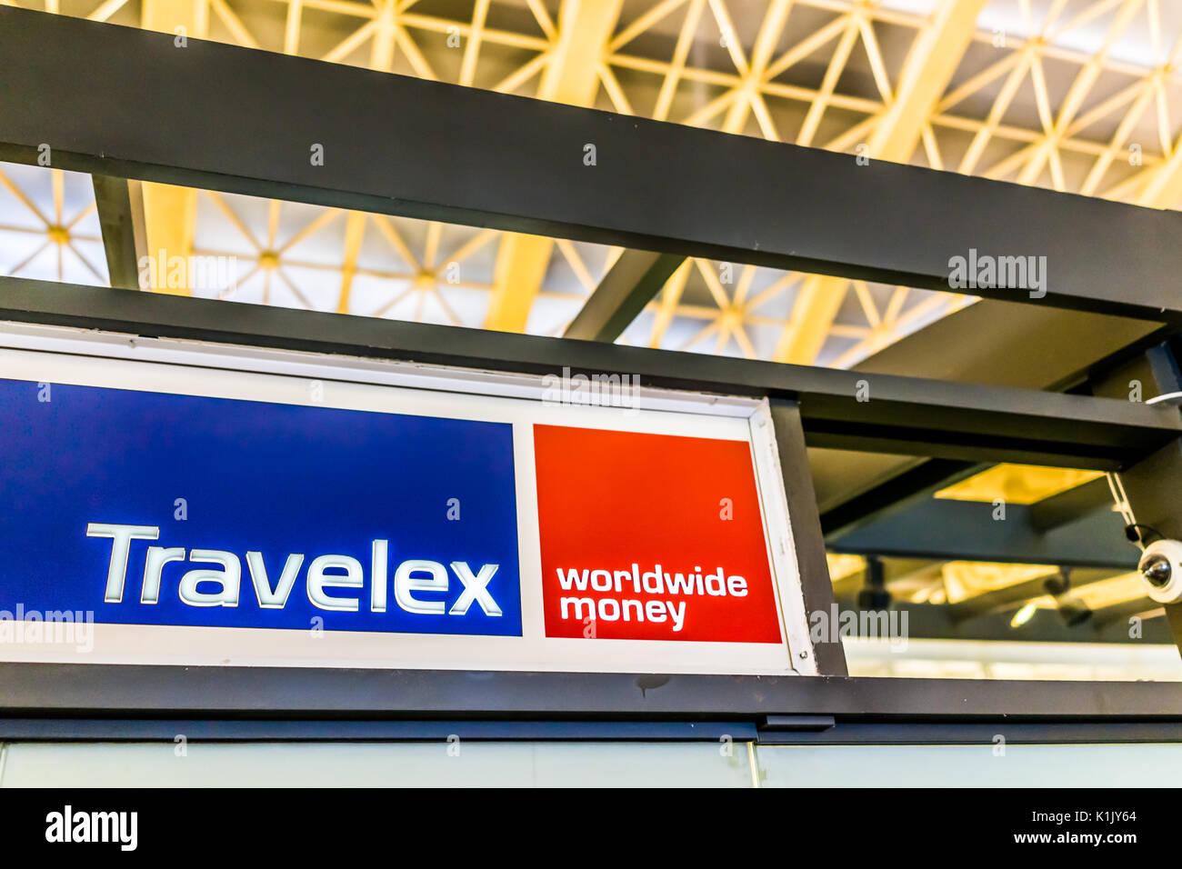 travelex airport stock photos travelex airport stock images alamy. Black Bedroom Furniture Sets. Home Design Ideas