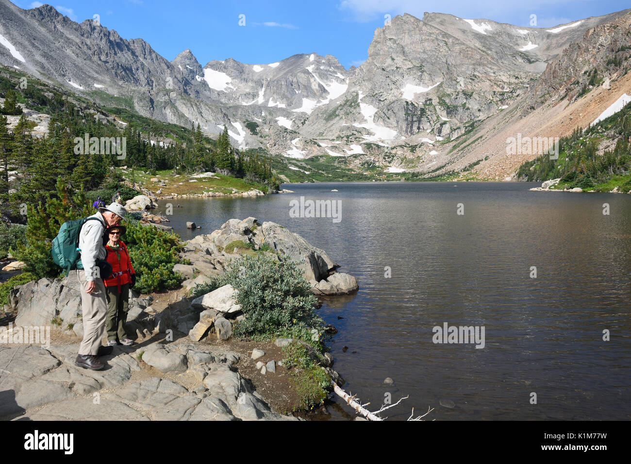 Isabelle Stock Photos Isabelle Stock Images Alamy # Un Muble De Tele En Lake