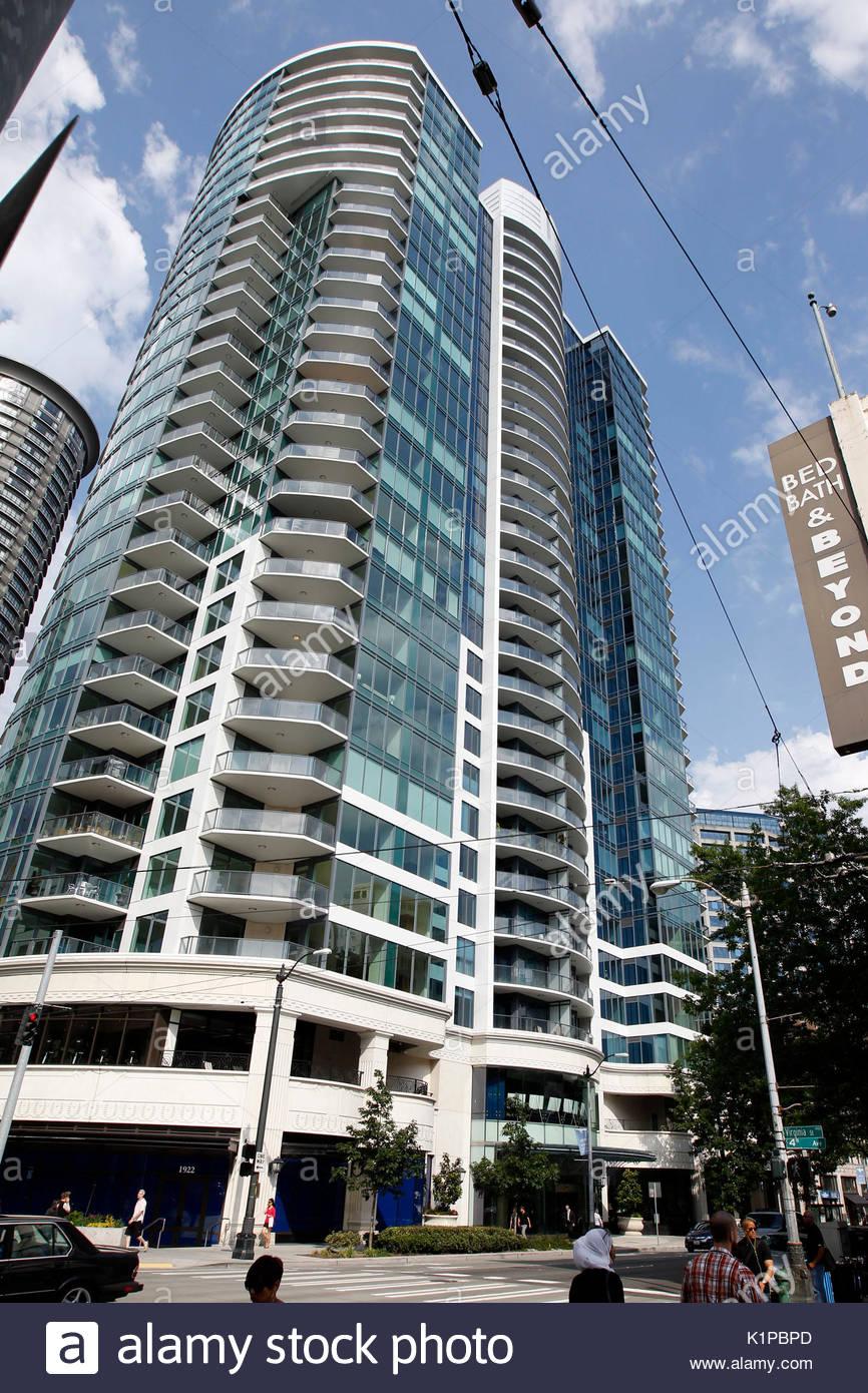 Escala building. The Escala building in Seattle - where \'50 Shades ...