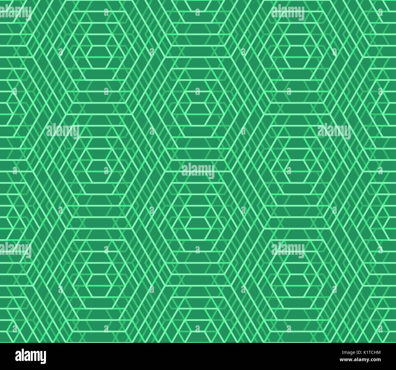 Wallpaper pattern blue green