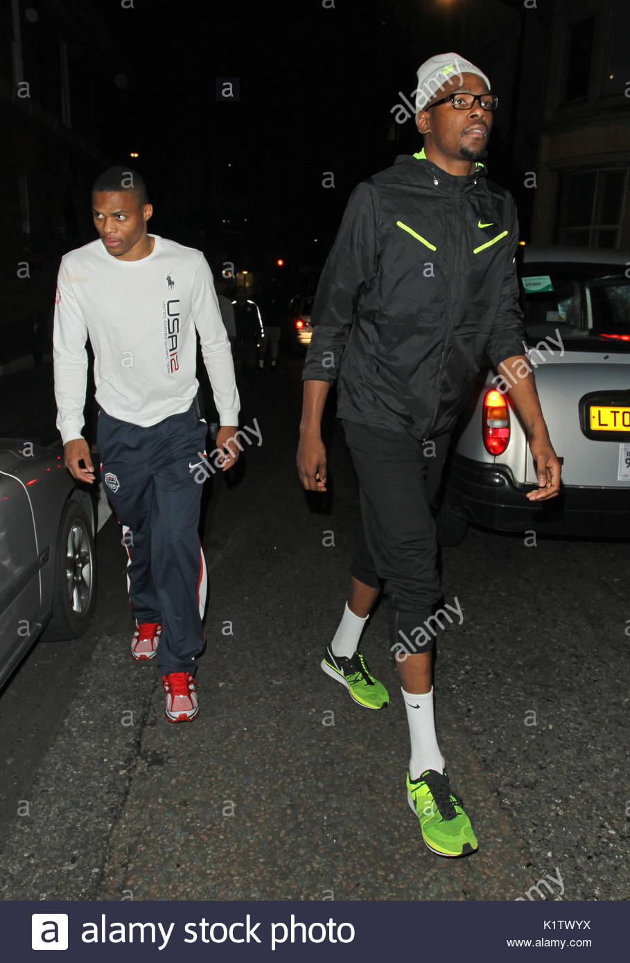 Westbrook russell shoes olympics exclusive photo