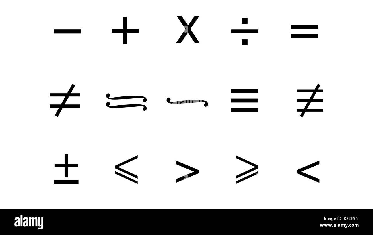 Mathematics symbols stock photos mathematics symbols stock those are some symbols used in mathematics stock image buycottarizona Images