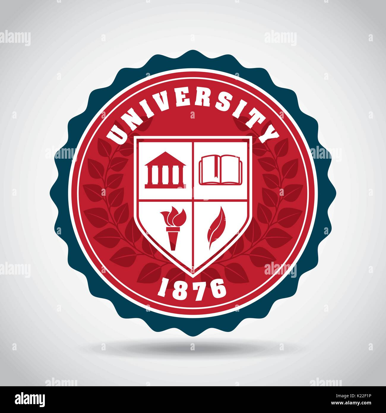 college emblem stock photos amp college emblem stock images