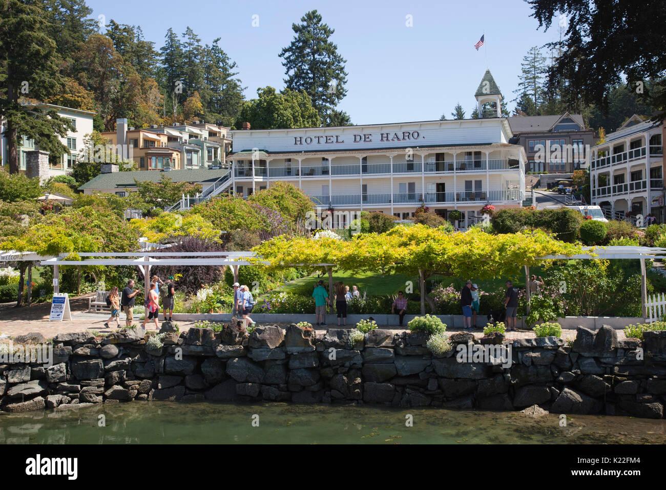 Hotel De Haro San Juan Islands