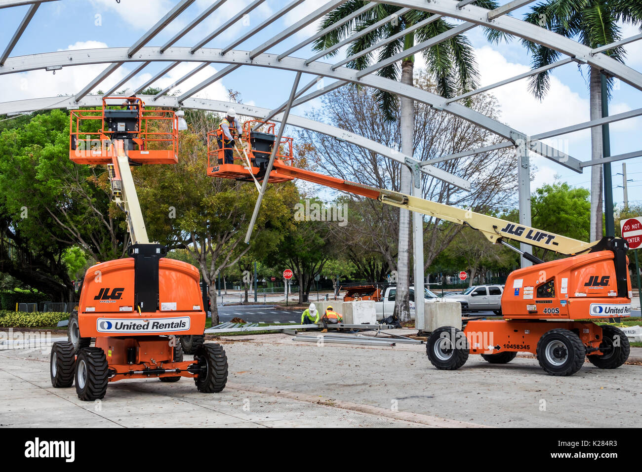 Tent platform stock photos tent platform stock images for Tent platform construction