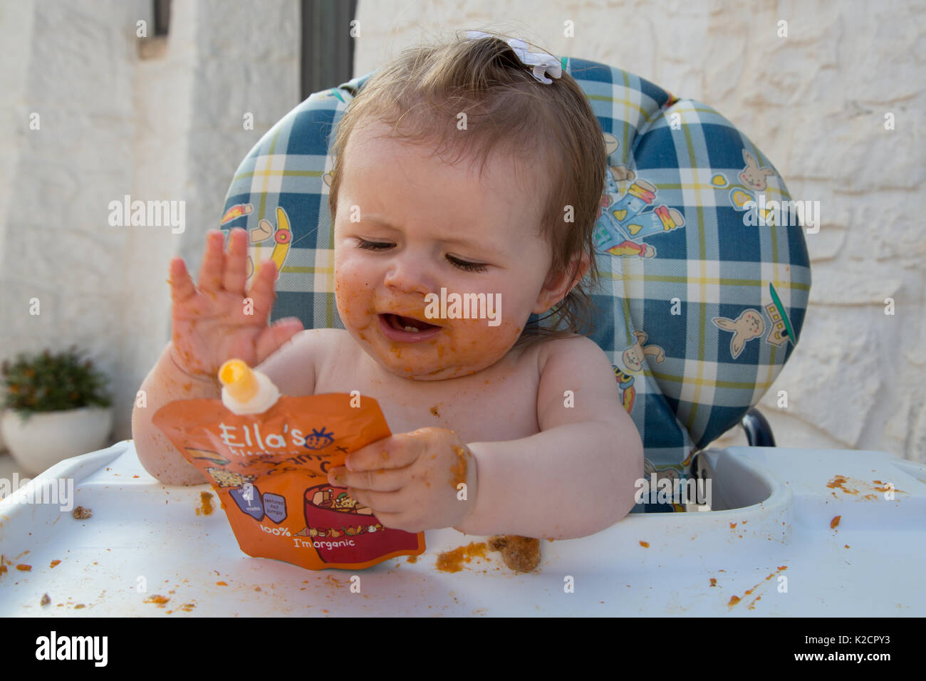 Baby Food Weening