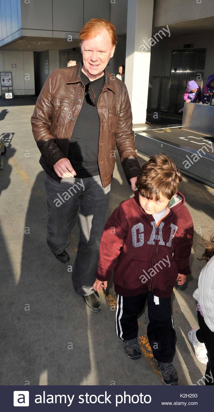 David Caruso. 'CSI Miami' star David Caruso with family at ...