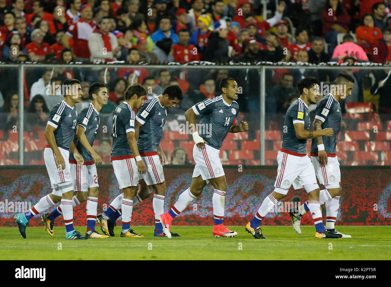 Amazing Chile World Cup 2018 - paraguays-players-jubilate-a-goal-against-chile-during-the-russia-K2PT5R  You Should Have_139820 .jpg