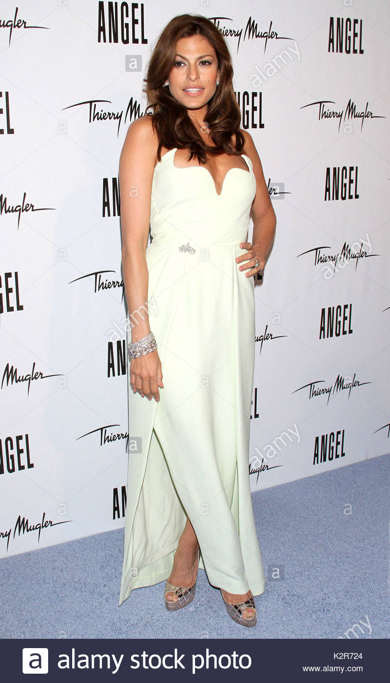 Fashion style Eva thierry mendes muglers new angel for lady