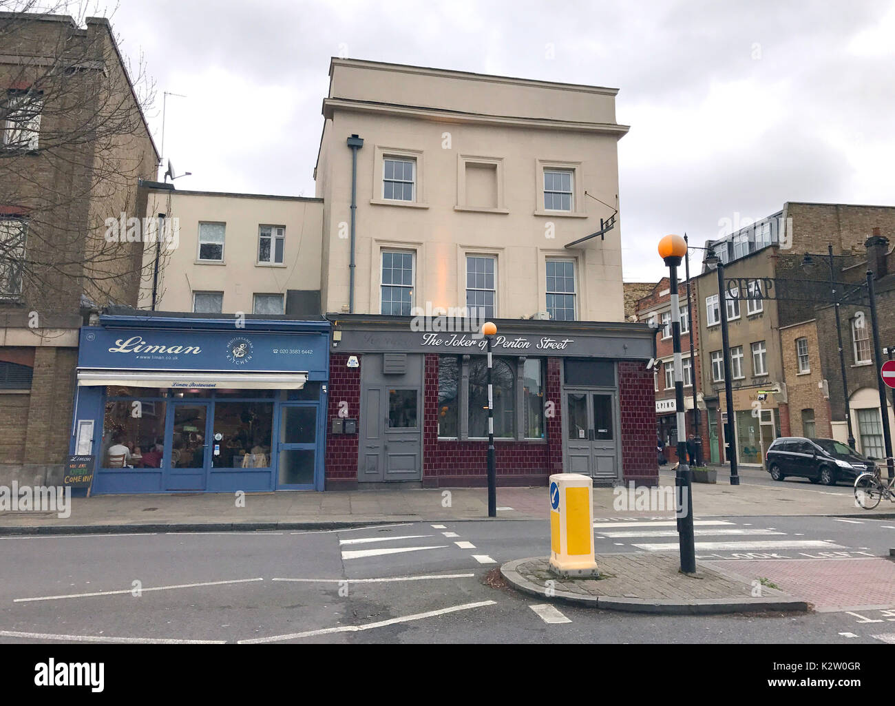 Rock Restaurant Islington London