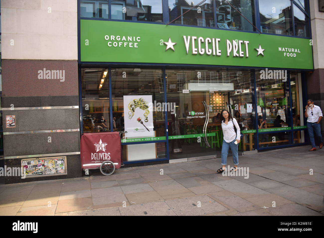 london pret a manger We build a kitchen in (or very near) every shop where pret chefs chop, slice and   every full size pret soup sold donates 10p to the pret foundation trust to help   registered office is at 75b, verde, 10 bressenden place, london sw1e 5dh.